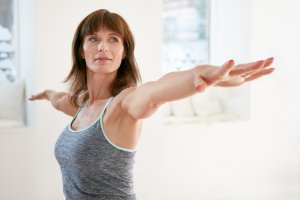 Balance Exercises for Over 50