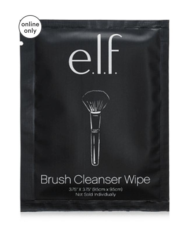 ELF Brush Cleaner Wipes