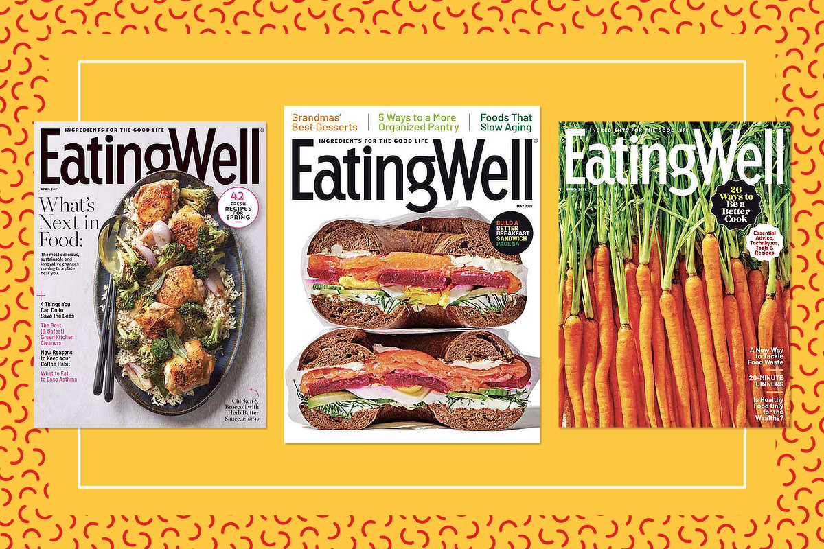 EatingWell Magazine subscription for Mother's Day