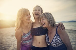 Swimwear for women of all ages, shapes, and sizes