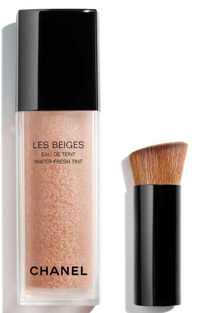 Beach Beauty: Chanel, Les Beiges Water-Fresh Tint