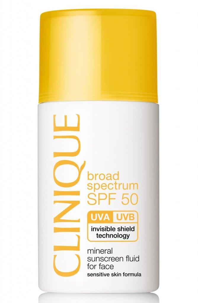 Beach Beauty Clinique Sunscreen