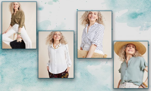 Beautiful Blouses Feature Image