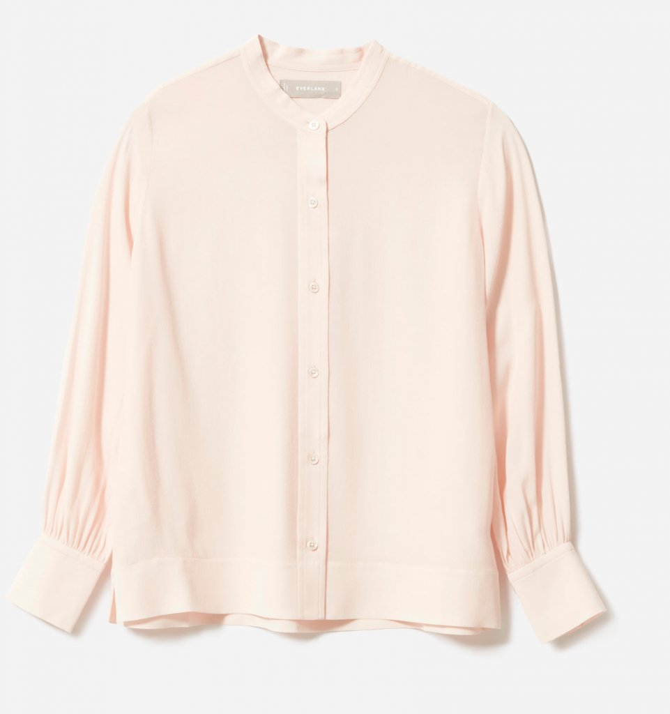 Everlane Blouson Shirt