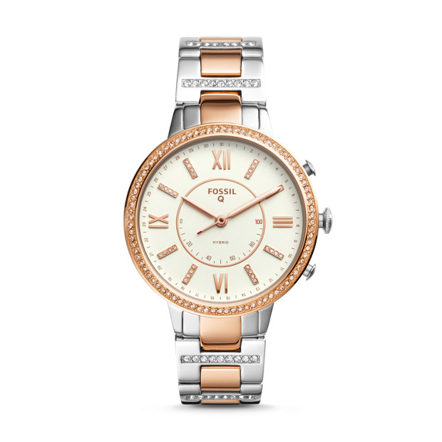 Fossil Virginia Two-Toned Smart Watch