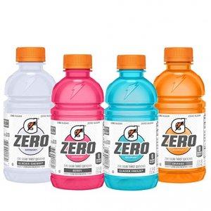 Gatorade Zero Sugar Thirst Quencher 4 Flavor Variety Pack