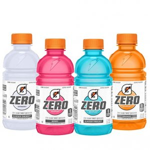 Stay hydrated with Gatorade Zero Sugar Thirst Quencher 4 Flavor Variety Pack