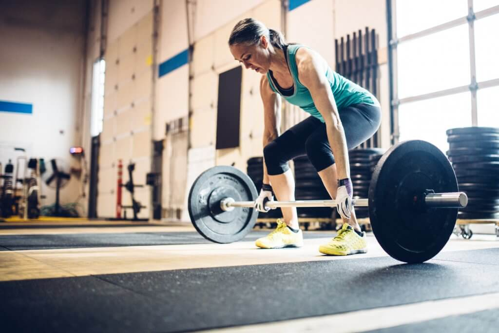Heavy Weight Lifting for Women