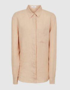 Linen Relaxed Fit Shirt