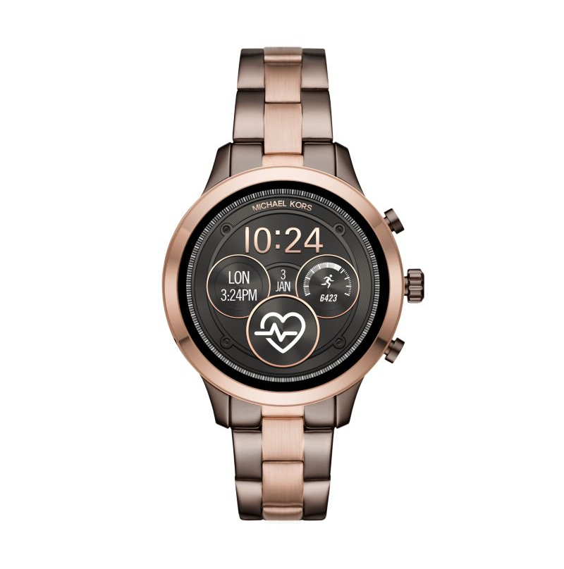 Michael Kors Access Touchscreen Smartwatch - Runway Two-Tone Stainless Steel