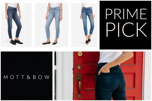 Prime Pick Mott and Bow Jeans