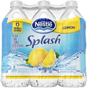 Nestle Splash Water