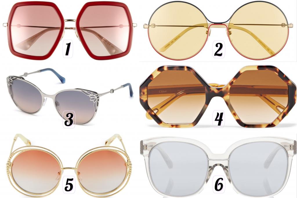 Over $400 Sunglasses