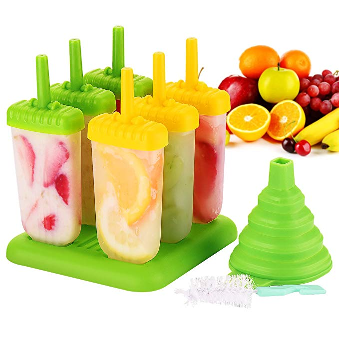 Popsicle Molds Set