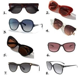 Sunglasses $101-$200