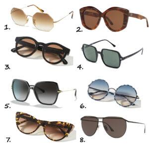Sunglasses $201-$400