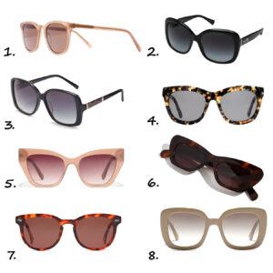 Sunglasses $51-$100