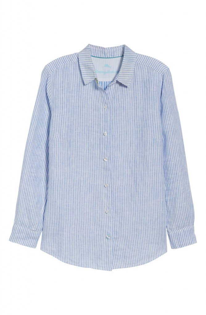 Tommy Bahama Crystalline Waters Long Sleeve Shirt