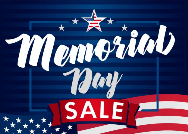 Memorial Day Sales