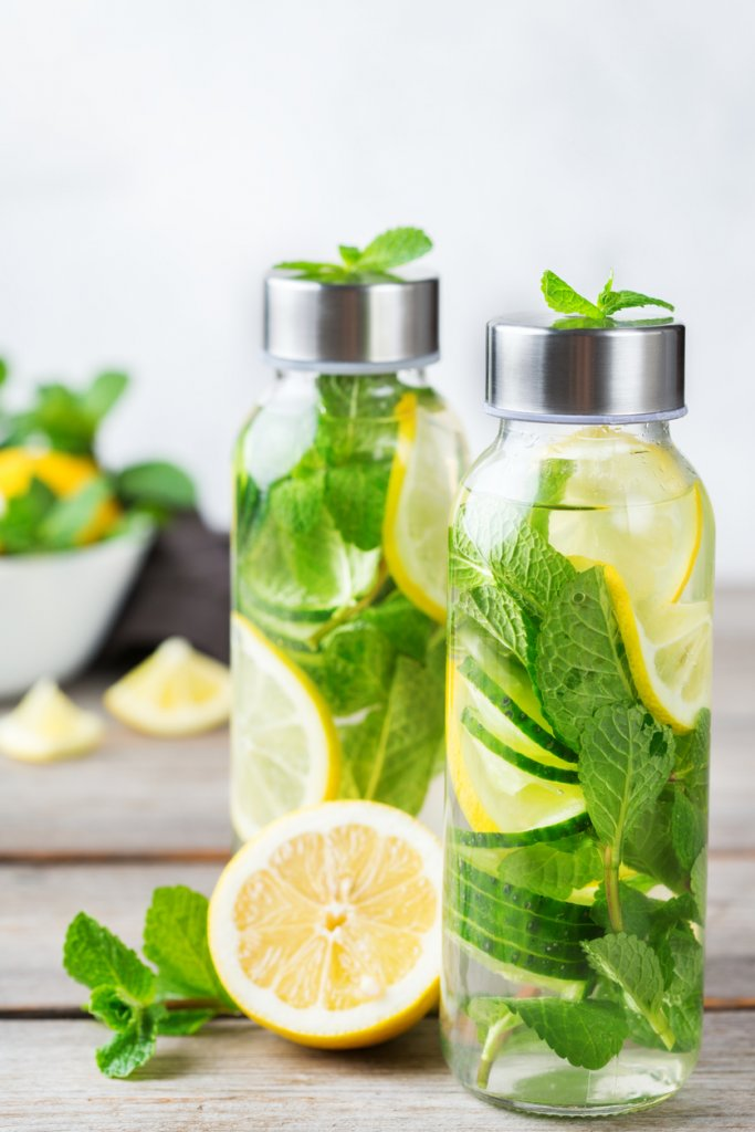 7 Reasons to Stay Hydrated-Spa Water