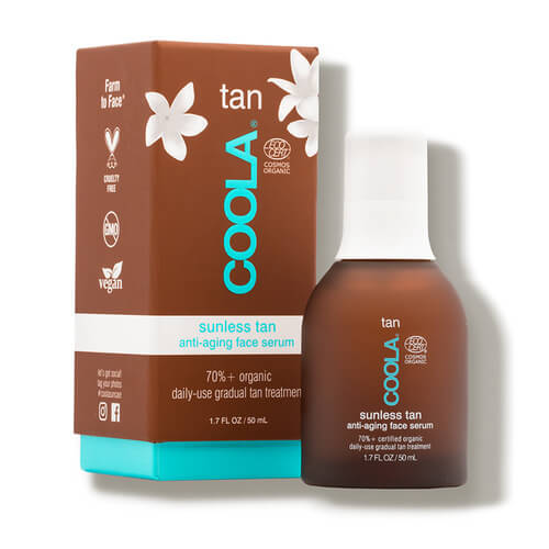 Coola Face Serum