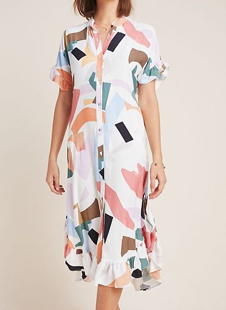Corey Lynn Calter Soho Shirtdress