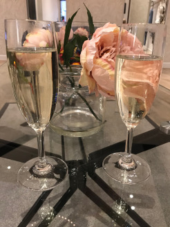 Personal Shopper Services with Prosecco!