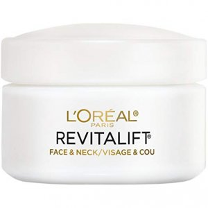 L'Oreal Revitalift is a neck cream with retinol in it to fight neck wrinkles