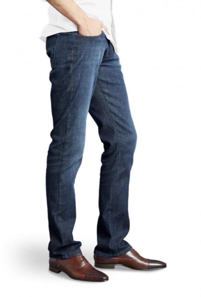 Mott and Bo Jeans