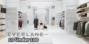 Everlane Top 10 Under $100