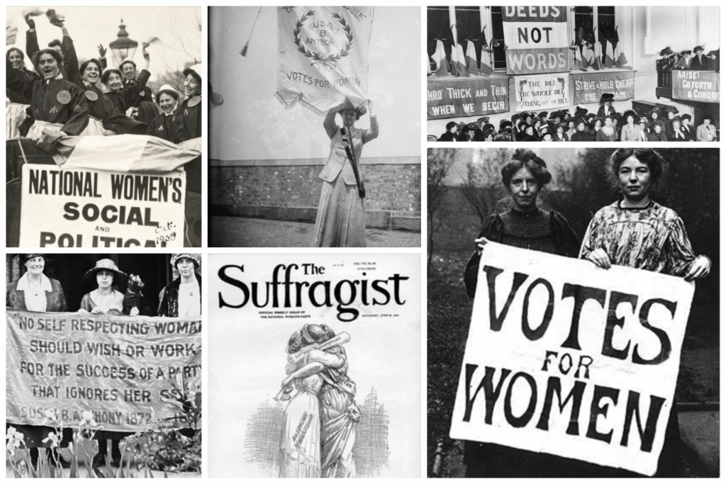 The Legacy Of Women's Rights