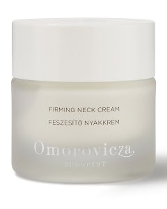 Omorovicza firming neck cream is a neck wrinkle fighter from Neiman Marcus