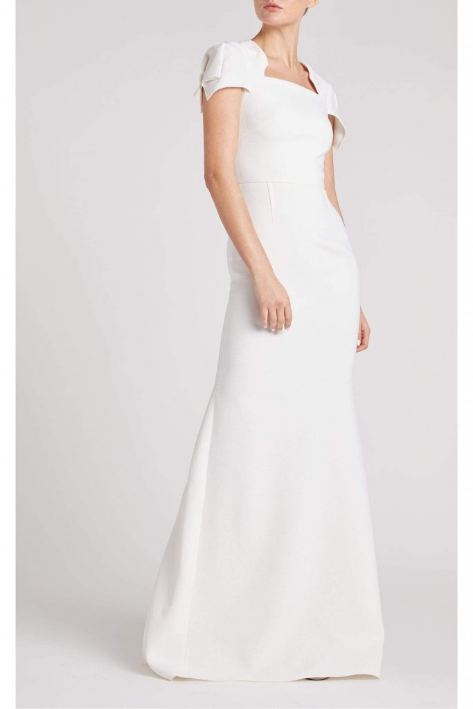 Roland Mouret Clovelly Gown