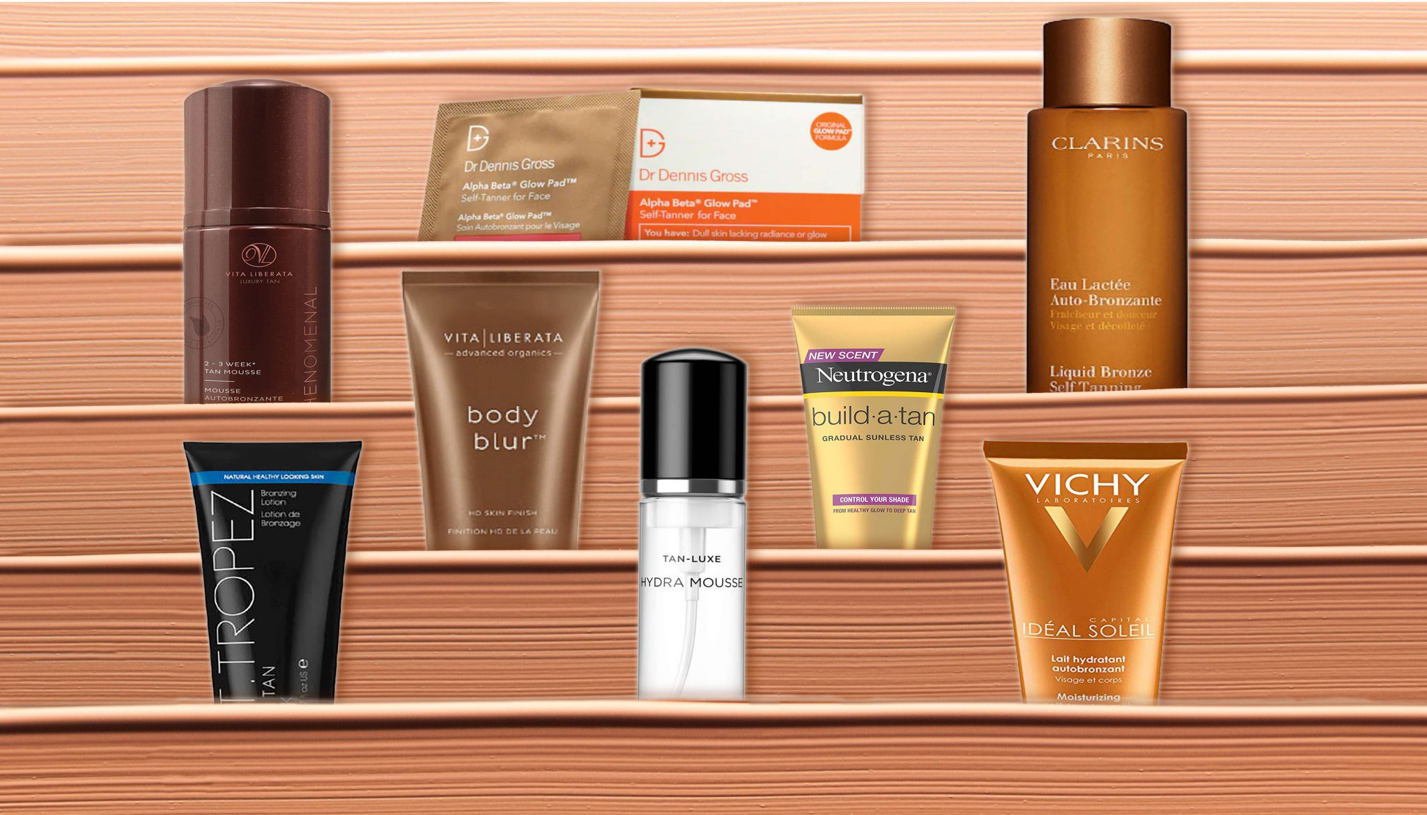 Best Self-Tanners