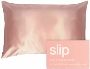 Slip Silk Pillowcase for how to get rid of frizzy hair