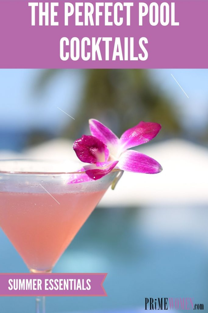 The Perfect Pool Cocktails