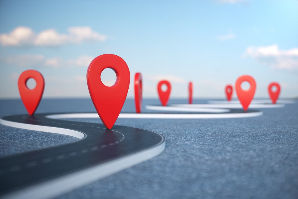 Creating your own road map can help you feel secure while you navigate a new career.