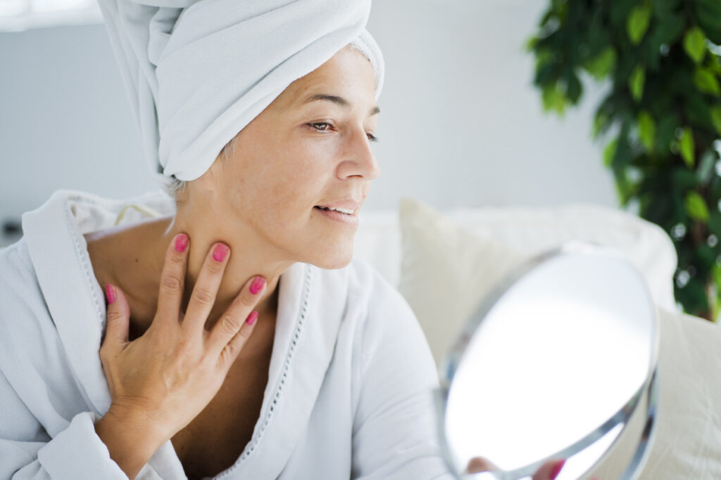 Neck wrinkles and what to do about them