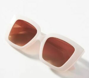 Anthropologie Square Sunglasses