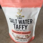 Salt water taffy - one of my favorite CBD edibles