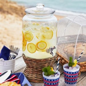 Beverage Jar on Sur La Table 4th of July Sale