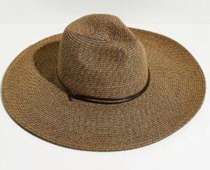 Free People Arizona Packable Wide Brim Hat