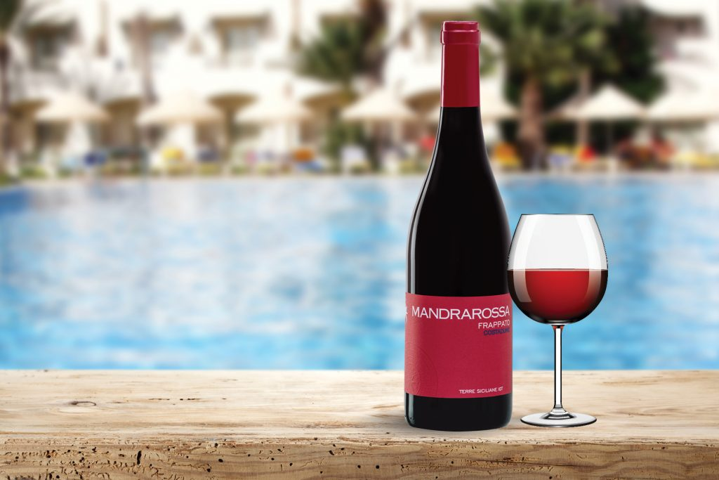 a nice light summertime wine