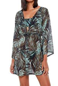 Sanctuary Palmetto Paradise Cover-Up Tunic Dress