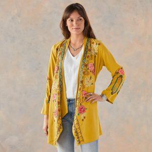 Sundance Abby Rose Robe