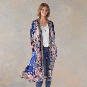 Sundance Dreamwalker Long Kimono Jacket