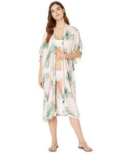 Plush Soft Lightweight Long Palm Kimono