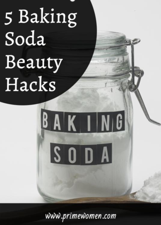 5 Baking Soda Beauty Hacks