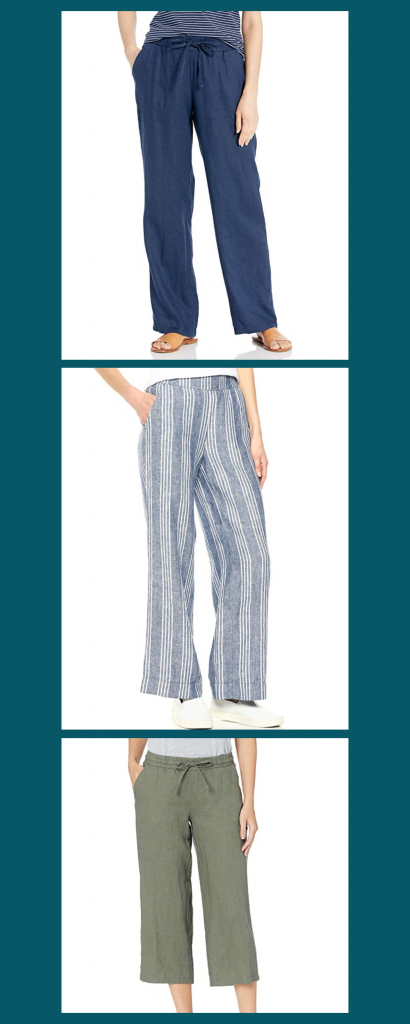 Prime Pick Amazon Essentials Linen Pants