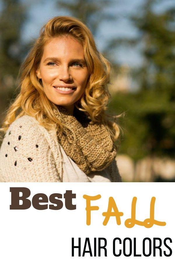 Best Fall Hair Colors